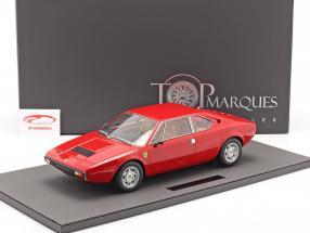 Ferrari Dino 308 GT4 Coupe Byggeår 1973 rød 1:12 TopMarques