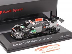 Audi RS 5 Turbo DTM #53 DTM 2020 Jamie Green 1:43 Spark
