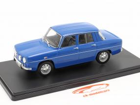 Renault 8 TS Ano de construção 1968 azul 1:24 Altaya