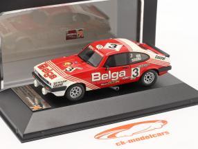 Ford Capri III 3. 0S #3 ganador 24h SPA 1980 Martin, Martin 1:43 PremiumX