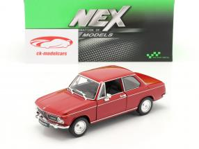 BMW 2002ti red 1:24 Welly