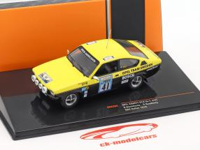 Opel Kadett GT/E Gr.1 #41 Lombard RAC reunión 1976 Danielsson, Sundberg 1:43 Ixo / 2. elección