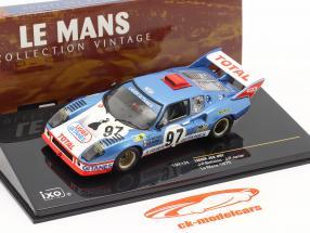 Ligier JS2 Maserati #97 Beltoise, Jarier 24h LeMans 1975 1:43 Ixo