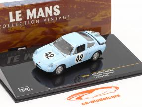 Abarth Simca 1300 n º 42 Le Mans 24h Oreiller 1962 / Spychiger 1:43 Ixo
