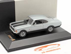 Chevrolet Opala SS Bj. 1976 grau schwarz 1:43 Ixo Premium X