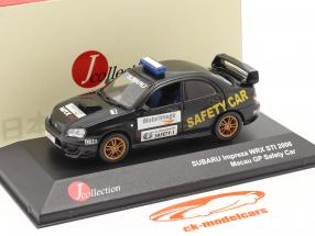 Subaru Impreza WRX STI Veiligheid Auto Macau GP 2006 1:43 JCollection / 2. keuze
