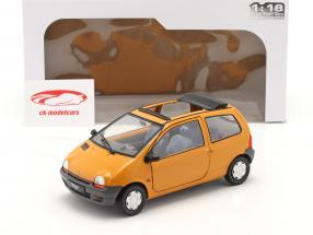 Renault Twingo MK1 Com Softtop laranja 1:18 Solido