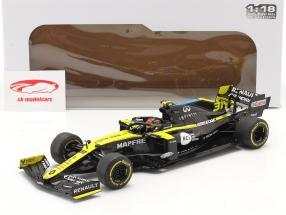 Esteban Ocon Renault R.S.20 #31 Storbritanien GP formel 1 2020 1:18 Solido
