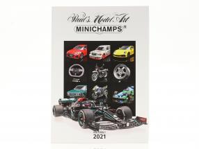 Minichamps Catalog Edition 1 2021