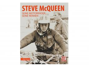 Libro: Steve McQueen - Su Motocicletas su Razas