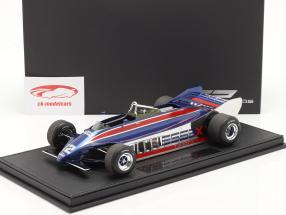 N. Mansell Lotus 88A #12 Practice Long Beach GP formula 1 1981 1:18 GP Replicas