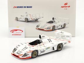 Porsche 936/81 #11 winnaar 24h LeMans 1981 Ickx, Bell 1:18 Spark