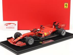 Sebastian Vettel Ferrari SF1000 #5 austriaco GP formula 1 2020 1:18 LookSmart