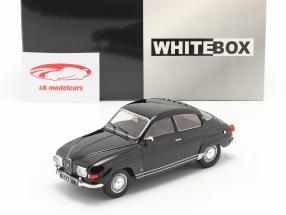 Saab 96 V4 Anno di costruzione 1970 nero 1:24 WhiteBox