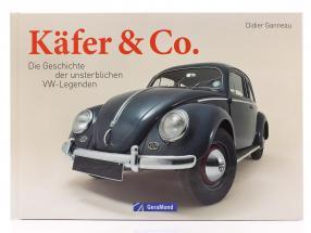 Livre: Scarabée & Co. - L' histoire de la immortel Légendes VW