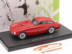 Bosley Mk1 GT Coupe Année de construction 1955 rot 1:43 AutoCuilt