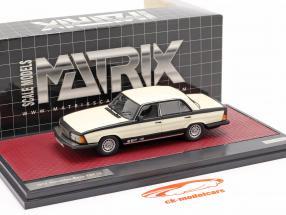 Mercedes-Benz ESF 13 Ano de construção 1972 Branco / Preto 1:43 Matrix
