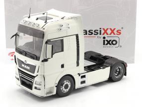 MAN TGX XXL Camión Año de construcción 2018 blanco 1:18 Premium ClassiXXs