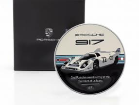 placa Grade Porsche 917K Martini #22 vencedora 24h LeMans 1971