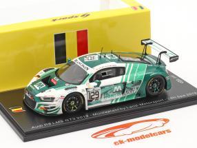 Audi R8 LMS #129 24h Spa 2019 Mies, Green, Feller 1:43 Spark
