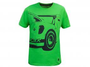 Manthey Racing T-Shirt Porsche 911 GT3 RS MR verde