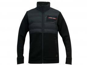 Manthey Racing Hybrid-Jacke Heritage schwarz