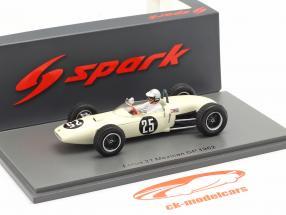 Jim Hall Lotus 21 #25 messicano GP 1962 1:43 Spark