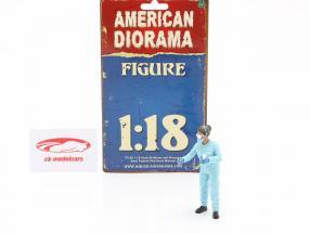 chiffre 2 Hazmat Crew 1:18 American Diorama