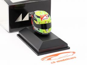Mick Schumacher Prema Racing #9 Formel 2 2019 Helm 1:8 Schuberth