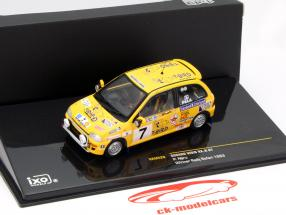 Subaru Vivio RX-R #7 gagnant se rallier Safari 1993 Njiru 1:43 Ixo / 2. choix