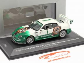 Maserati Grandsport Trofeo #1 Campeonato mundial 2006 Andruet, Liechti 1:43 Ixo / 2. elección