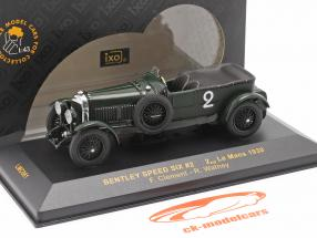 Bentley Speed Six #2 LeMans 1930 Clement, Watney 1:43 Ixo / 2. choix