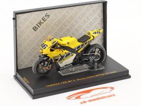 V. Rossi Yamaha YZR-M1 #46 MotoGP 2005 1:24 Ixo / 2nd choice