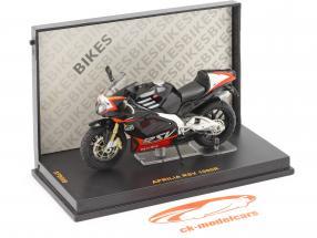 Aprilia RSV 1000R black / red 1:24 Ixo / 2nd choice