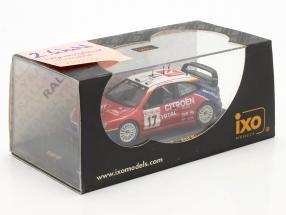 Citroen Xsara WRC #17 samle Monte Carlo 2003 McRae, Ringer 1:43 Ixo / 2. valg