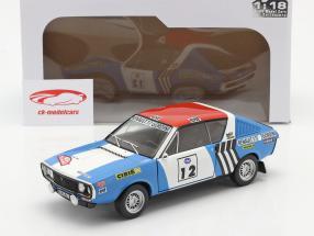 Renault R17 Gordini #12 winnaar Rallye Press-on-Regardless 1974 1:18 Solido
