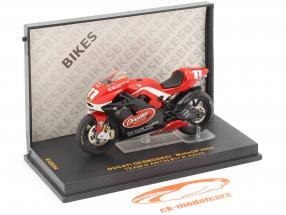 R. Xaus Ducati Desmodeci Moto GP 2004 1:24 Ixo