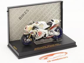 Jeremy McWilliams Aprilia RS3 #99 Moto GP 2004 1:24 Ixo