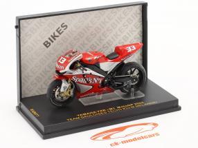 M. Melandri Yamaha YZR-M1 #33 Moto GP 2004 1:24 Ixo