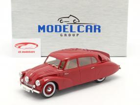 Tatra 87 Baujahr 1937 dunkelrot 1:18 Model Car Group