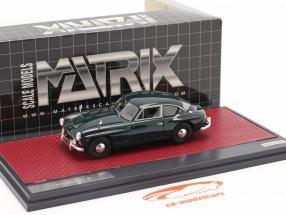 Jensen 541 S Anno di costruzione 1961 verde scuro 1:43 Matrix