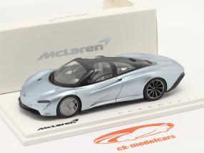 McLaren Speedtail Año de construcción 2019 liquid crystal 1:43 Spark