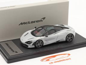 McLaren 720S (P14) Coupe Anno di costruzione 2017 bianco ghiacciaio 1:43 TrueScale