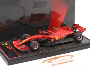 Sebastian Vettel Ferrari SF1000 #5 Österreich GP Formel 1 2020 1:43 BBR