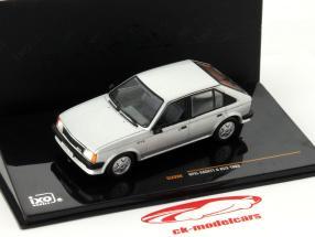 Opel Kadett D GT/E Baujahr 1983 silber 1:43 Ixo / 2. Wahl