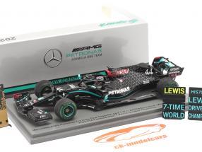 L. Hamilton Mercedes-AMG F1 W11 #44 gagnant turc GP F1 Champion du monde 2020 1:43 Spark