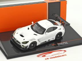 Mercedes-Benz AMG GT3 Race Version blanco 1:43 Ixo / 2. elección