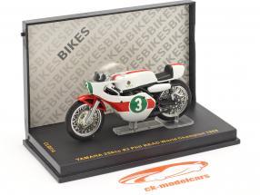 Phil Read Yamaha RD05 #3 Monde champion 250cc 1968 1:24 Ixo / 2. choix