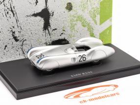 EMW R3/55 #26 Bouwjaar 1955 zilver 1:43 AutoCult