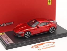 Ferrari Roma year 2020 fire red 1:43 LookSmart
